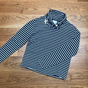 Crewcuts Boys Shawl-collar sweatshirt